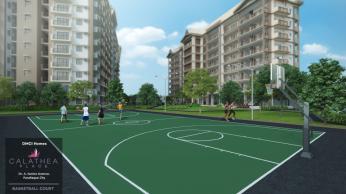 Calathea Place Basketball Court